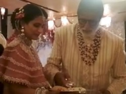 Why Did Big B Aamir Serve Food At Isha Ambani Wedding Abhishek Bachchan Has Answer