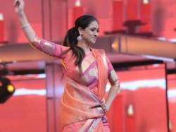 Petta Simran Did Chandramukhi Rara Dance The Audio Launch