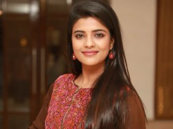 Aishwarya Rajesh Teases Success Meet