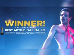 Oscars 2019 Bohemian Rhapsody Bags The Maximum Awards