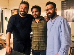 Director Anurag Kashyap Calls Pa Ranjith