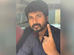 Sivakarthikeyan And Ajith Controversy On Voting Day