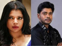 Sandy S Ex Wife Kajal Has Twitted About Him