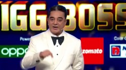 Kamalhassan Presented Poem To The Final Contestants Of Biggboss House