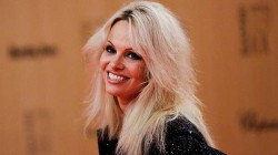 Pamela Anderson Ties The Knot For Fifth Time
