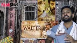 Poster Pakkiri Review About Walter Movie