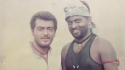 Sampathram Shared His Experience With Ajith In The Movie Citizen