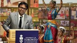 D Imman Is Ambassador At University Of Toronto