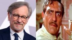 Steven Spielberg Called Amrish Puri Best Villain World Has Ever Produced