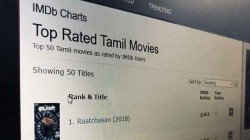 Top5 Imdb Rated Tamil Movies