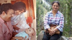 Actress Savitri S Daughter Vijaya Chamundeswari Has Posted Photos On Her Facebook Page