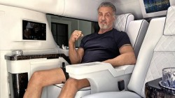 Sylvester Stallone S Luxury Car Designed Like A Jet For Sale