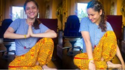 Netizens Slams Actress Ankita Lokhande For Wearing Om Printed Pants