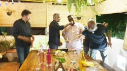 Kollywood Top Director Come Together To Celebrate Mysskin S Birthday