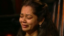 Anitha Sampath Emotional And Cries Feels Lonely