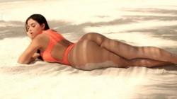Demi Rose Move Fro Ibiza To Maldives Beach Resort