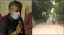 Ss Rajamouli Rrr Team Resumes Shooting