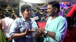 Interview Food Reviewer Irfan Wish To Do More Good Roles In Tamil Cinema