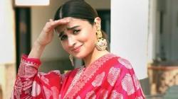 Actress Alia Bhatt Tests Covid Positive