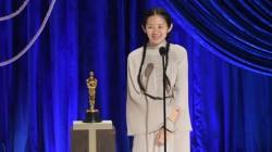 Oscar 2021 Chole Zhae Wins Best Director Award For Nomadland