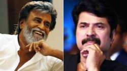 Actor Mammootty Congratulates Rajinikanth In His Own Style