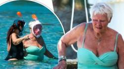 James Bond Actor Dame Judi Dench Reveals About Her Naked Bathing Habit