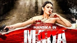 Simbu And Hansika S Maha Movie Director Files Complaint Against Producer