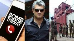 Actor Ajith Receives Again A Fake Bomb Threat