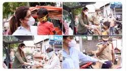 Raashi Khanna Donates Food To 1200 Persons Daily Threw Her Roti Bank