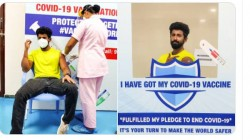 Actor Magendran Got His First Dose Of Covid Vaccine And Request Others To Do So