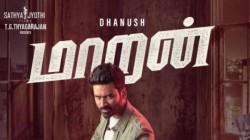 Actor Dhanush S Maaran Movie Released In Ott