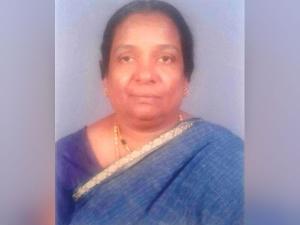 கவிஞர் மு.மேத்தா துணைவியார் மல்லிகா மரணம்
