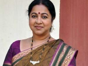 என்னம்மா இப்படி பொசுக்குன்னு சொல்லிட்டீங்களேம்மா: ராதிகாவால் ரசிகர்கள் கவலை #VaniRani