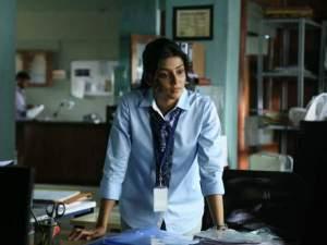 எந்த தைரியத்தில் 'அந்த' காட்சியில் நடித்தேன்?: சாந்தினி விளக்கம்
