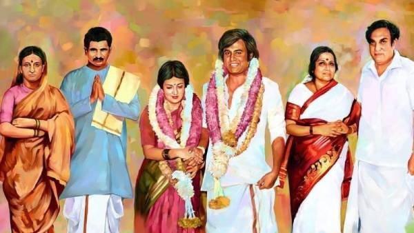 ரஜினியின் 40 வது திருமண நாள்...உருக்கமாக வாழ்த்து பதிவிட்ட மகள் ஐஸ்வர்யா