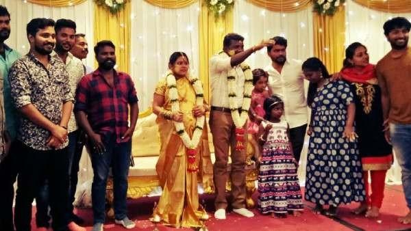 மனைவிக்கு சீமந்தம்.. சந்தோஷத்தில் மாரி செல்வராஜ்.. கோலாகலமாக நடைபெற்ற வளைகாப்பு நிகழ்ச்சி!
